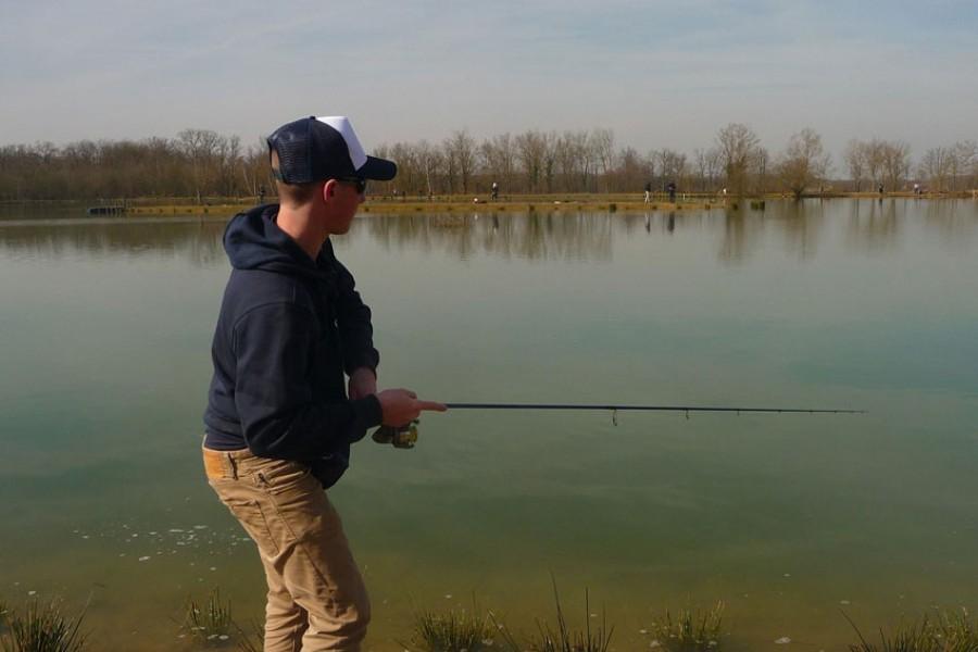 Nathan / Stickfishing
