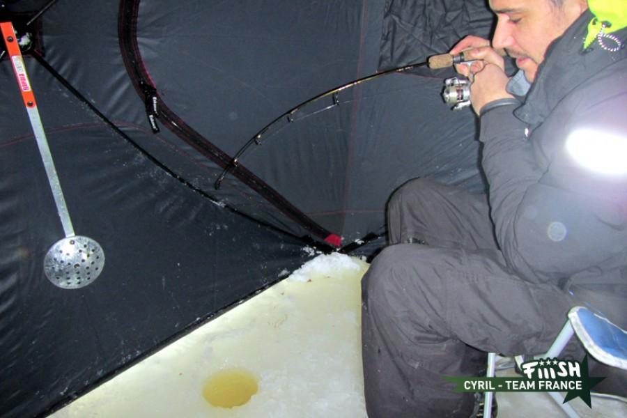 Cyril / Même la glace donne chaud !