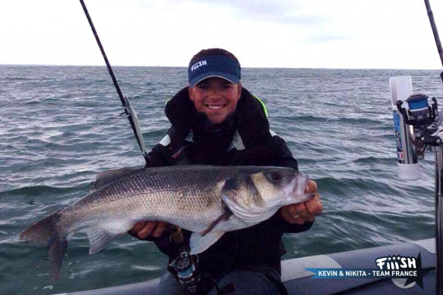 Kevin & Nikita / GPF 2016 Il fallait du Fiiish pour faire du Fish !