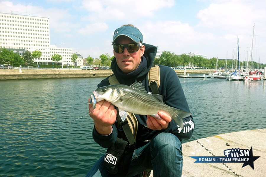 Romain / Le Havre Street Fishing