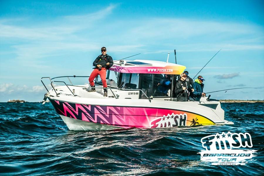 Barracuda Tour 2017 / Une édition hors norme