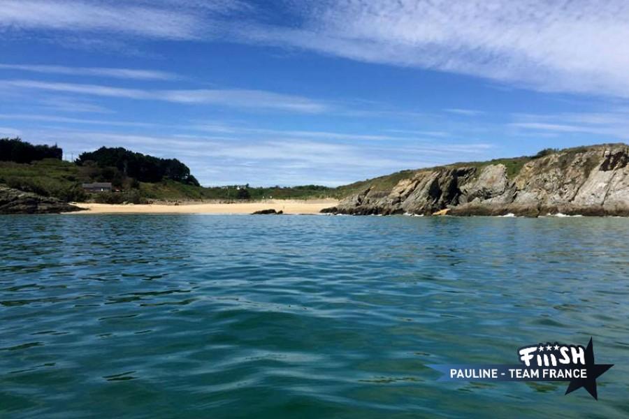 Pauline / Pêche sur les îles: Du soleil et du fiiish !