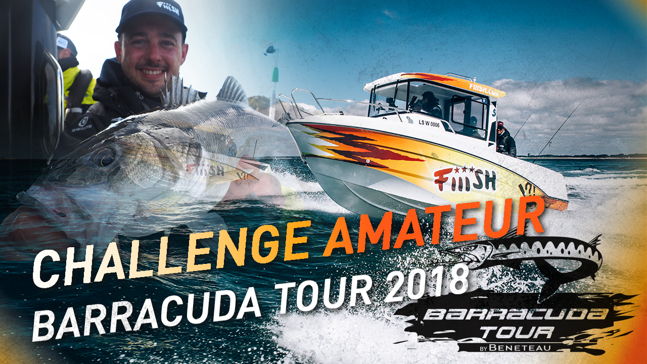 [VIDEO] Barracuda Tour 2018 | Challenge amateur