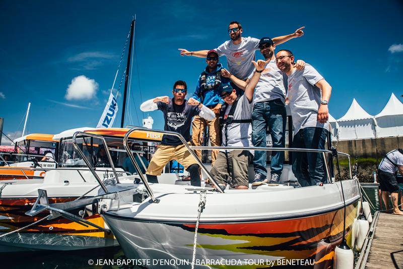 Barracuda Tour 2018 / Une compétition bluffante