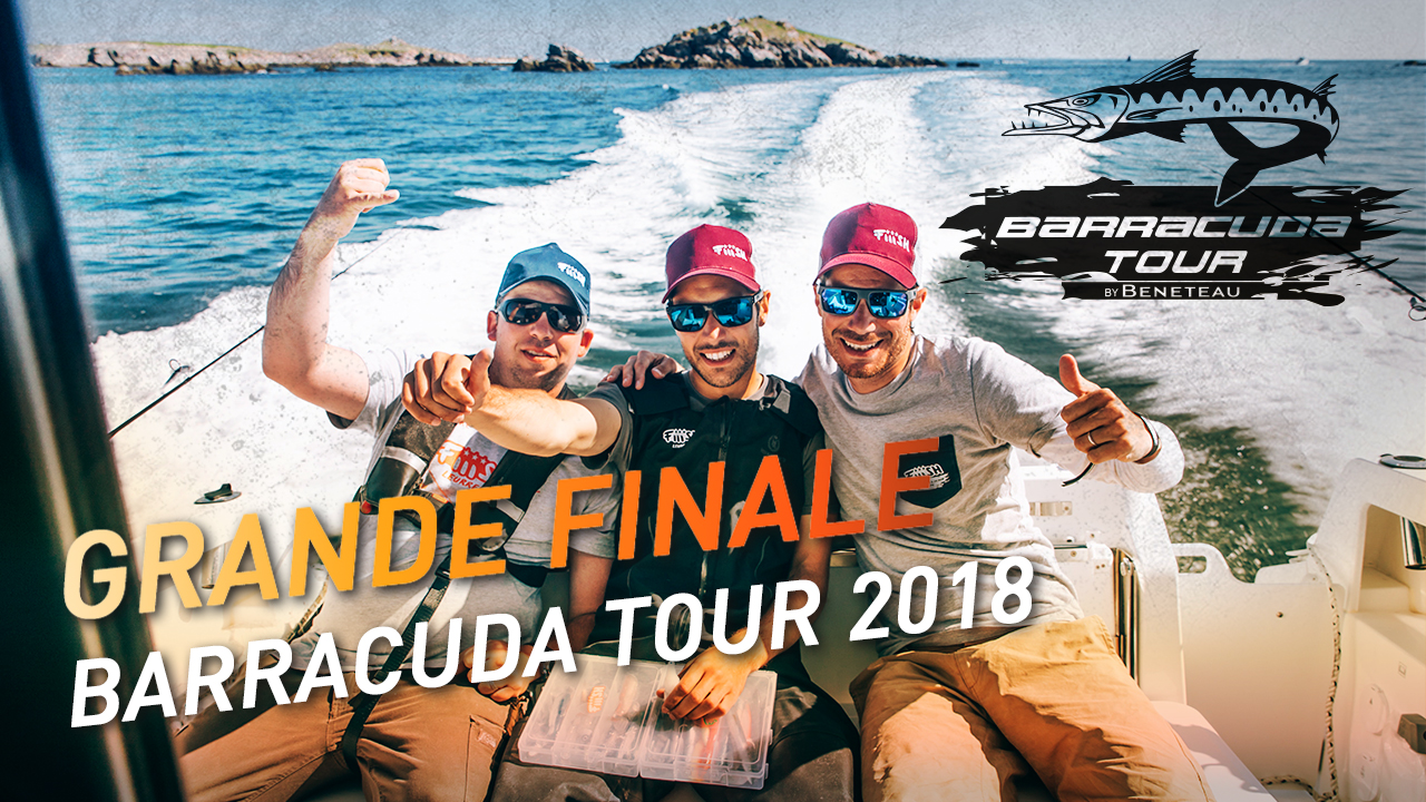 [VIDEO] Barracuda Tour 2018 | Grande FINALE
