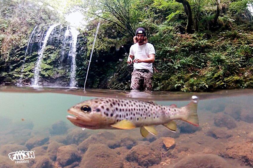 Simon / Partir à la recherche des ruisseaux basques