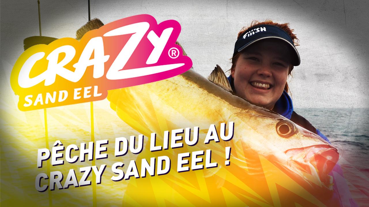 Pêche du lieu à la verticale en Bretagne
