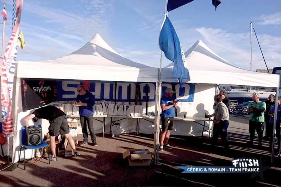 Cédric & Romain / Open bar de Fécamp