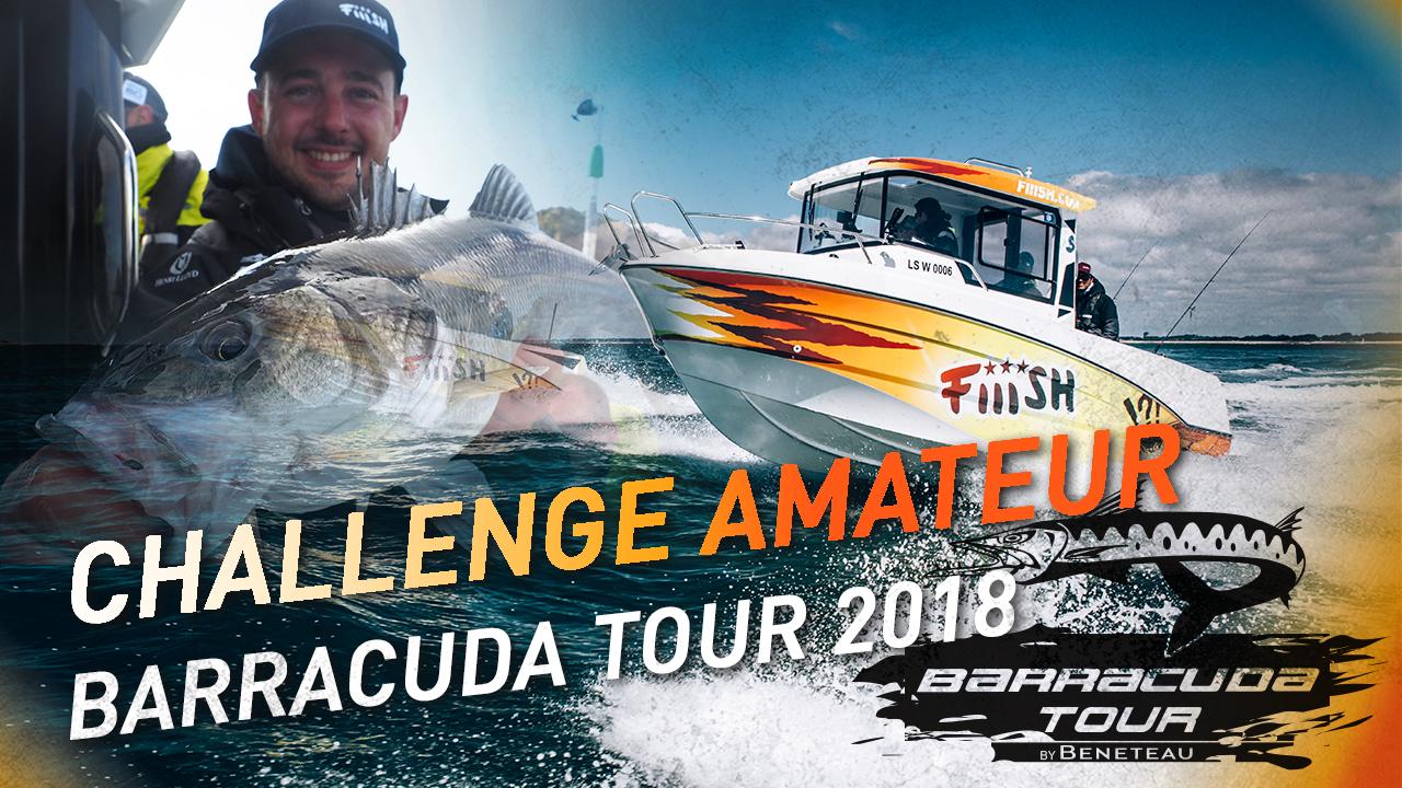 [VIDEO] Barracuda Tour 2018 | Challenge amateur
