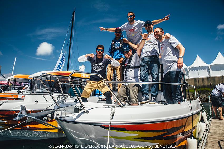 Barracuda Tour 2019 / European ambassadors