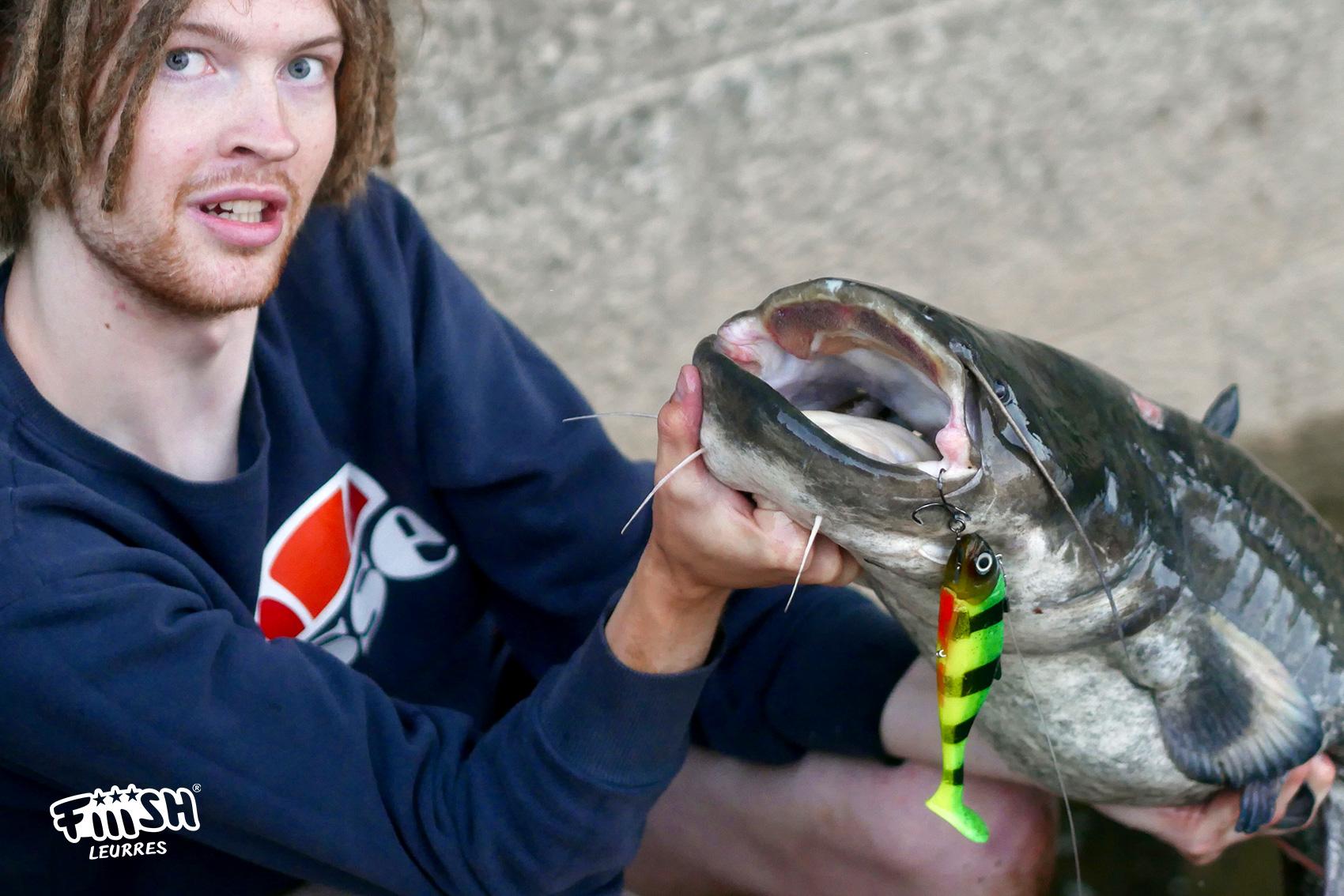 Antonius / Catfish with the Blaster Shad